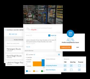 customer profiling app