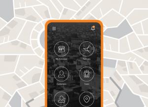 Field CRM app