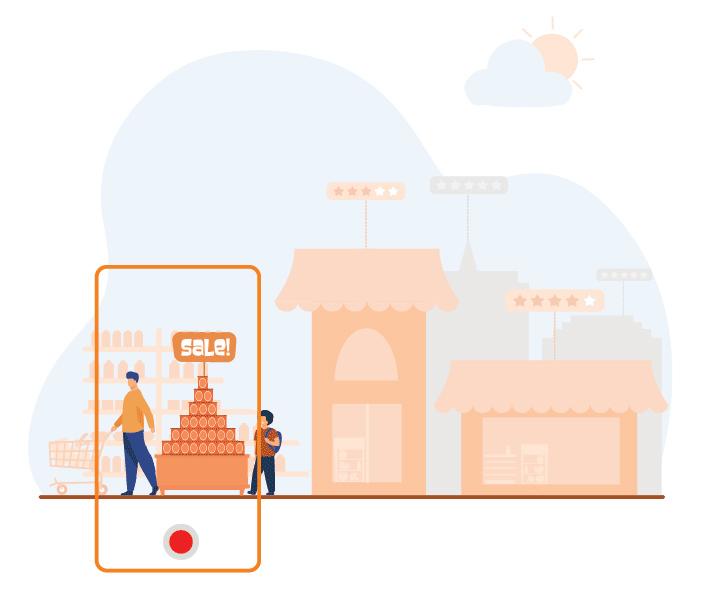 Visual Merchandising Retail Audit App